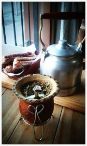 Mate con churros