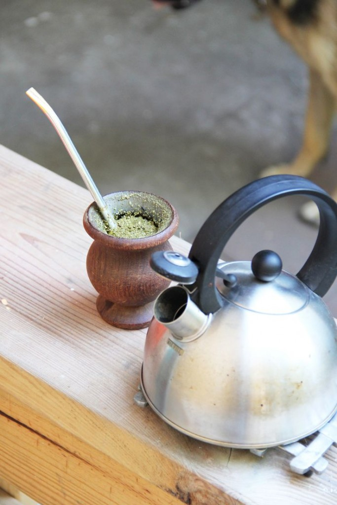 Mate y Pava