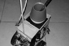 robot repartidor de mates