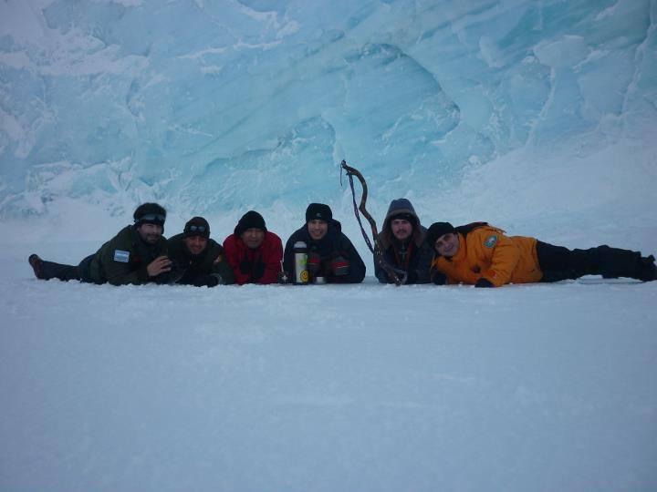 Ejército argentino en la Antártida