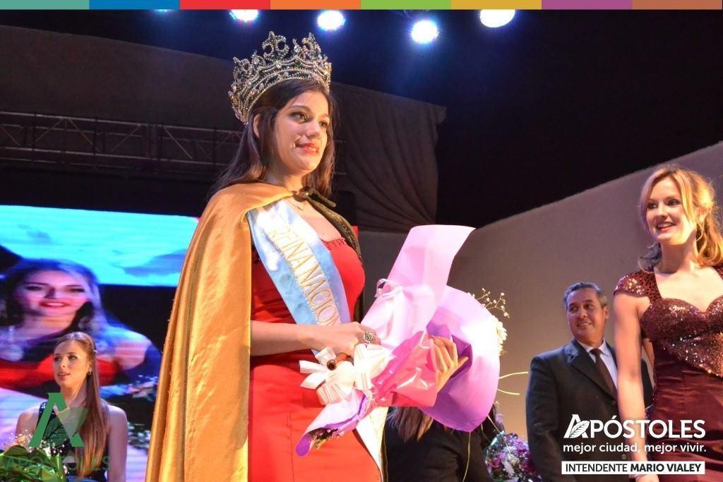 Reina de la Fiesta Nacional de la Yerba Mate 2