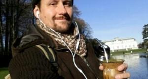 Mateando por el parque en Düsseldorf