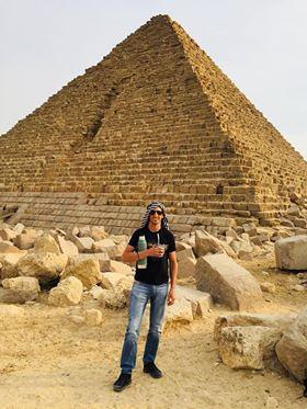 Jonathan Mesquita - El Cairo, Egipto