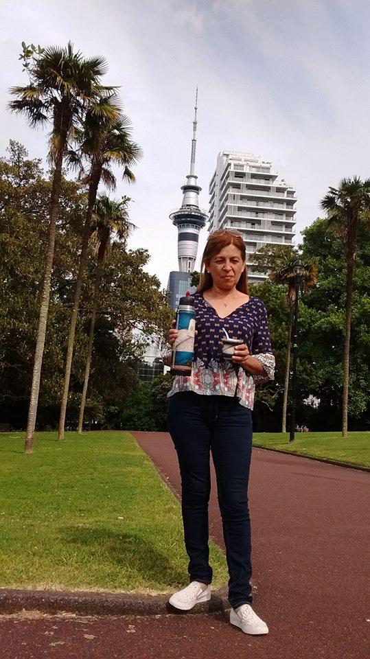Gladys Centurión - Auckland, New Zealand